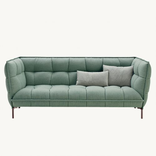 Husk Design Sofa grün/green