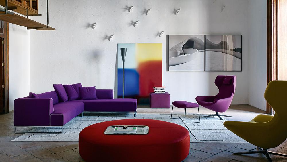 Solo 14 Sofa von B&B Italia