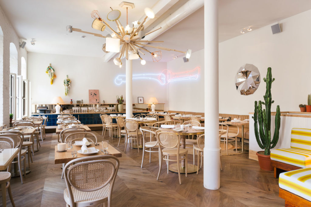 Panama Restaurant Bar in Berlin