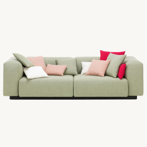 Vitra Soft Modular Zweisitzer Sofa