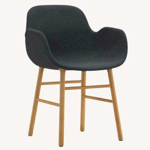 Form Armchair gepolstert von Normann Copenhagen