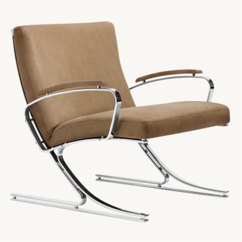 Berlin Chair mit Armlehnen I Walter Knoll