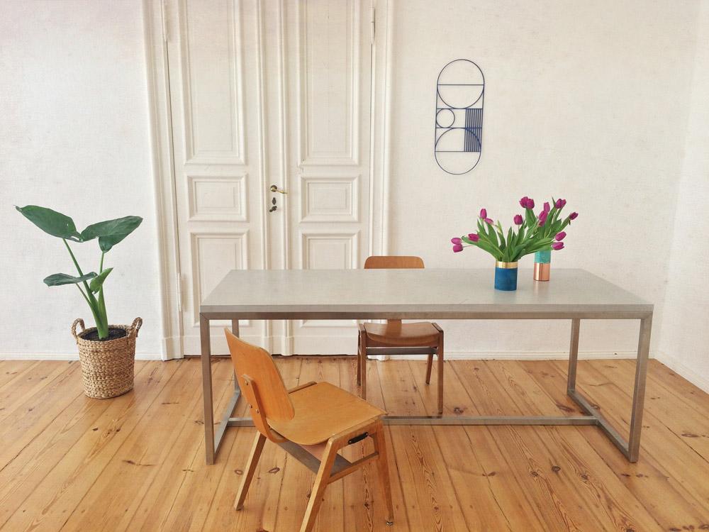 Standard Tisch I Labor 117