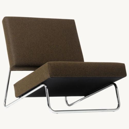Lounge Chair Hirch I Richard Lampert
