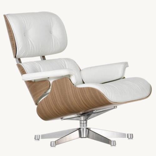 Lounge Chair weiss I Vitra