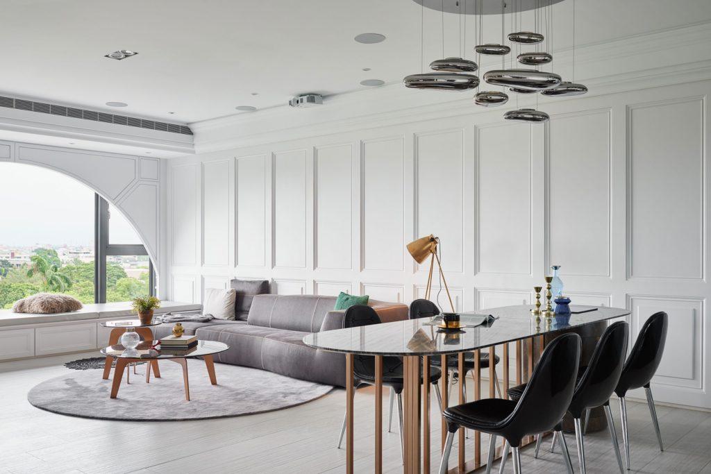 Interior Design I The Scenic Ballade