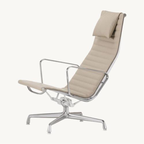 Vitra Aluminium Chair EA 124