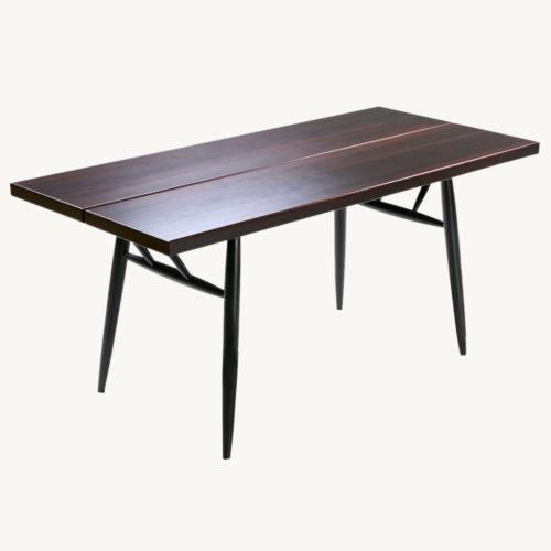 Artek Pirrka Tisch braun 1