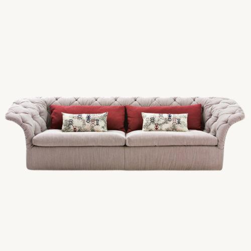 Moroso Bohemian 2-Sitzer Sofa 2