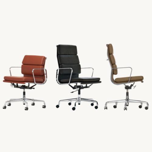 Soft Pad Chairs EA 217_219 1