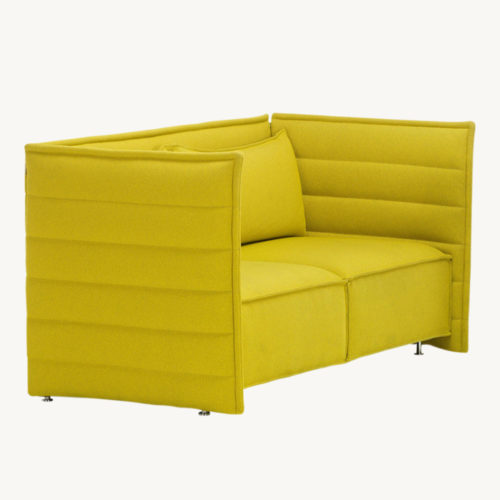 Vitra Alcove Plume Contract 3-Sitzer Sofa 1