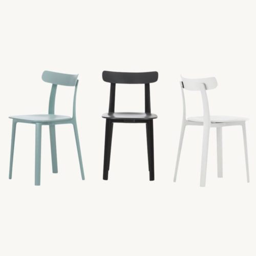 Vitra All Plastic Chair 1