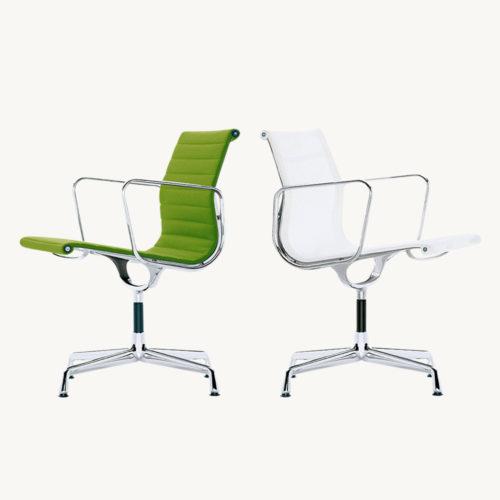 Vitra Aluminium Chair EA 108 3