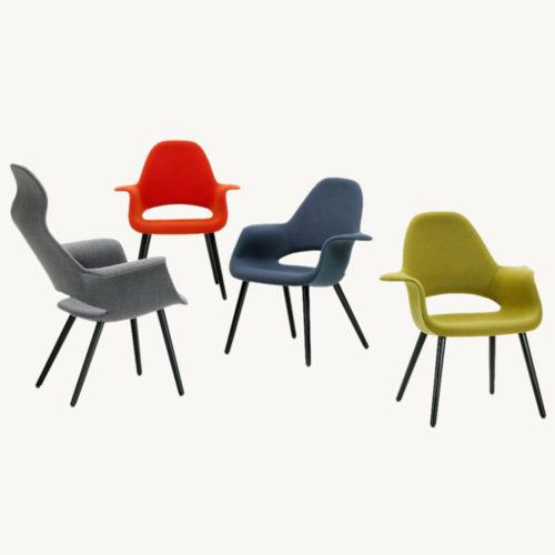 Vitra Organic Chair 2