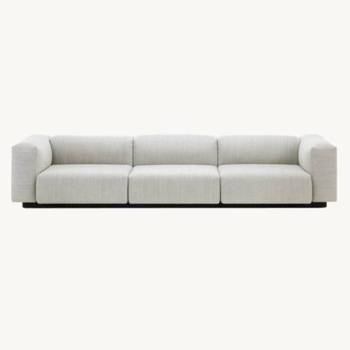 Vitra Soft Modular 3-Sitzer Sofa 1