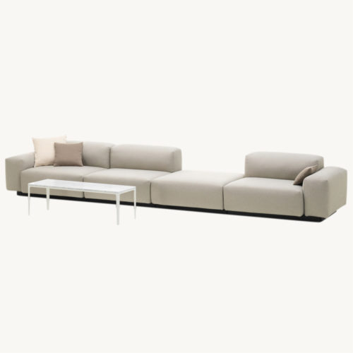 Vitra Soft Modular 4-Sitzer Sofa 1