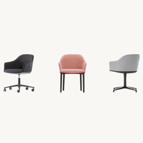 Vitra Softshell Chair 2