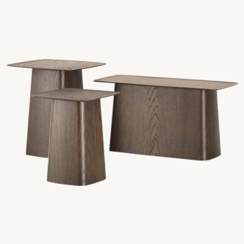 Vitra Wooden Side Tables 1