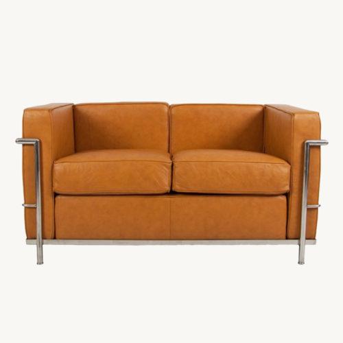 LC2 Sofa 2-sitzer Cassina