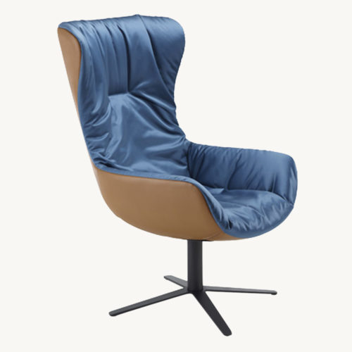 Freifrau Leya Cocktail Wingback Chair 1