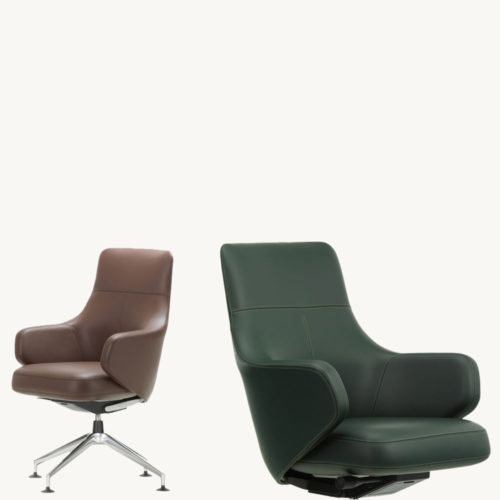 Vitra Grand Conference Lowback 1