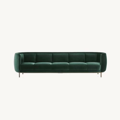 wittmann-vuelta-sofa-grün