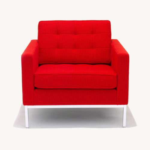 designersessel-florence-knoll-sessel-rot
