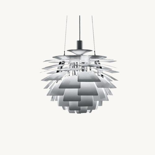 designlampe-ph-artichoke-480-edelstahl