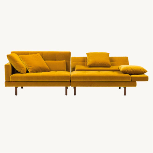 Amber-Sofa-Gelb
