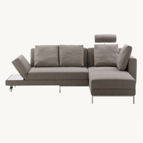 Four-Two-Ecksofa-Grau