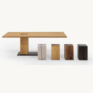 Mono Rustical Dining Table