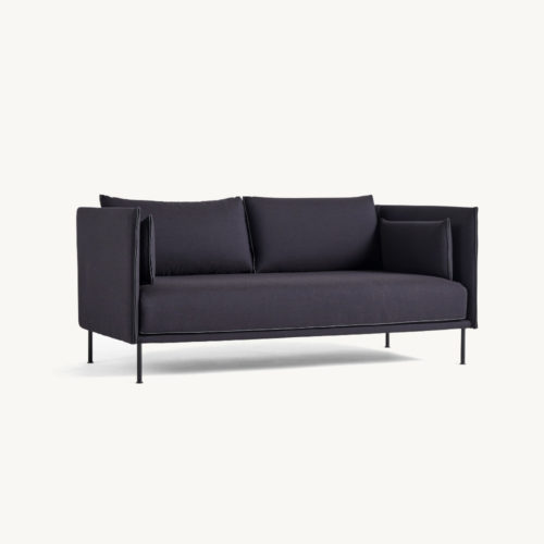 HAY Silhouette Sofa dark grey