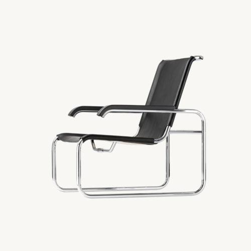 Thonet-S35-Sessel-schwarz