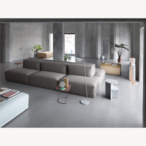 Connect Sofa grau Living