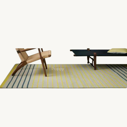 Favula Living Poppy Carpet