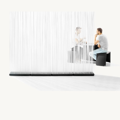 Sticks Outdoor Room Divider
