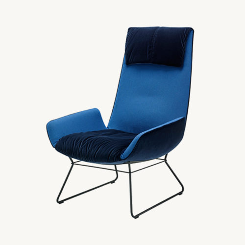Amelie_Lounge_Chair_Wireframe_blau_front_links