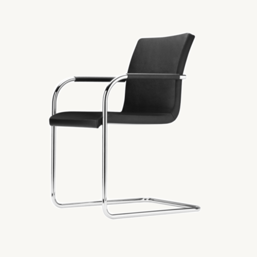 Thonet S 55 PVF Chair