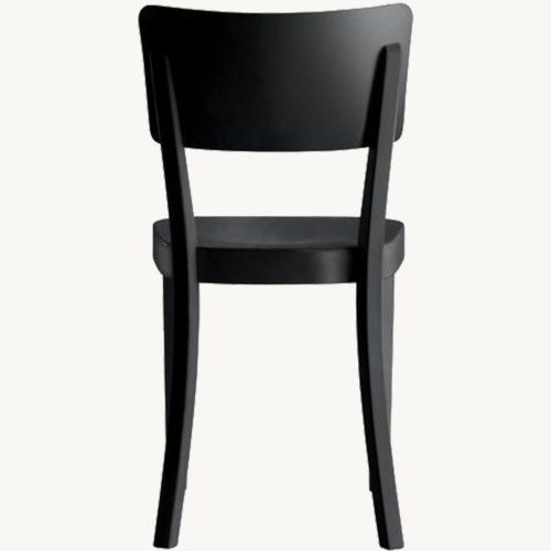 Safran-Stuhl-Rücken
