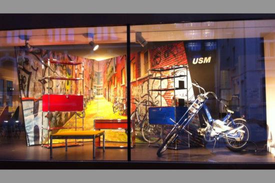 Domus AG Möbel und Leuchten Showroom